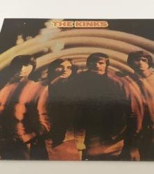 Buy this rare Kinks record by clicking here