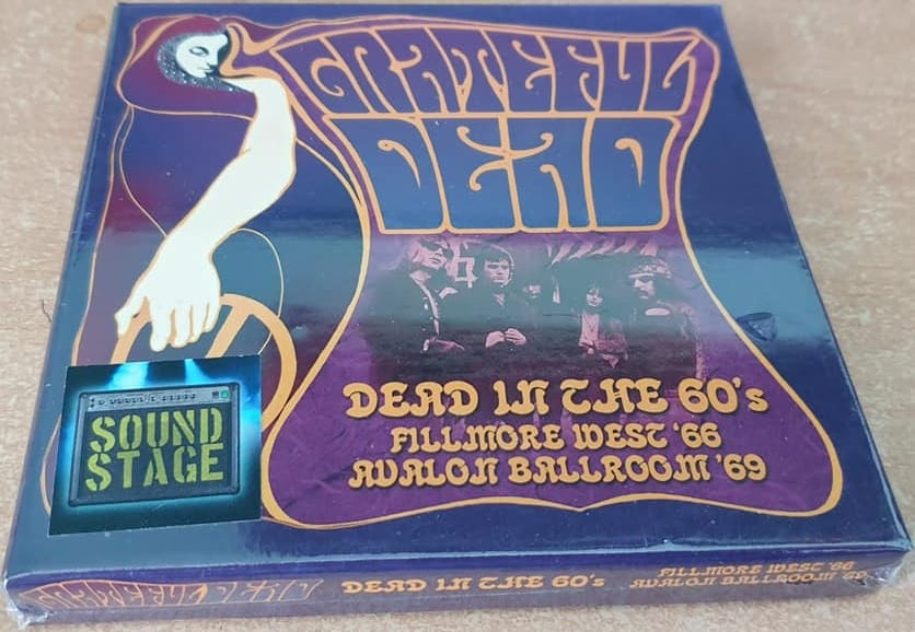 Get this Grateful Dead CD Boxset by clicking here