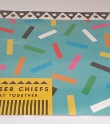 Buy this rare Kaiser Chiefs record by clicking here