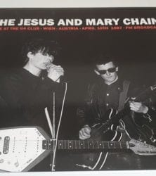 Buy this rare Jesus And Mary Chain record by clicking here