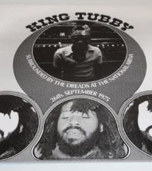 Buy this rare King Tubby record by clicking here