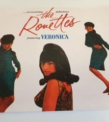 Buy this rare Ronettes record by clicking here