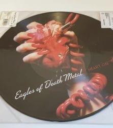 Buy this rare Eagles Of Death Metal record by clicking here