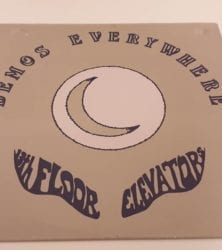 Buy this rare Thirteenth Floor Elevators record by clicking here