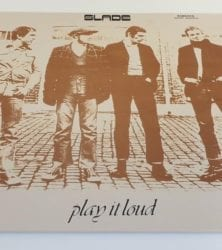 Buy this rare Slade record by clicking here
