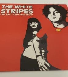 Buy this rare White Stripes record by clicking here