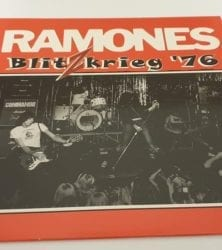 Buy this rare Ramones record by clicking here