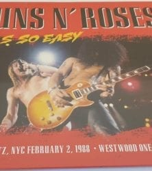 Get this rare Guns'N'Roses Album by clicking here`