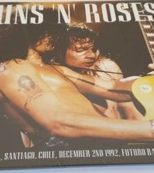 Buy this rare Guns 'N' Roses record by clicking here
