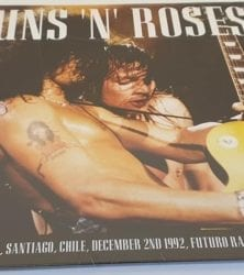 Buy this rare Guns'N'Roses record by clicking here