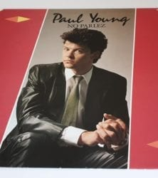 Buy this rare Paul Young record by clicking here
