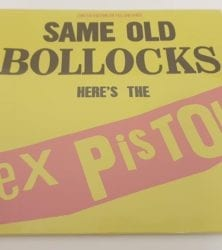 Buy this rare Sex Pistols record by clicking here