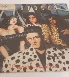 Buy this rare S' Express record by clicking here