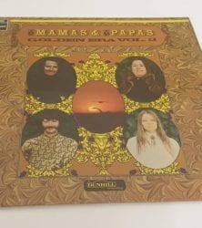 Buy this rare Mamas & Papas record by clicking here