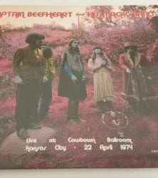 Buy this rare Captain Beefheart record by clicking here
