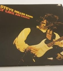 Buy this rare Steve Miller Band record by clicking here