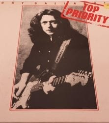 Buy this rare Rory Gallagher record by clicking here