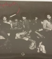 Buy this rare New York Dolls record by clicking here