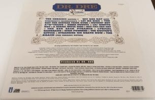 Buy this rare Dr Dre record by clicking here