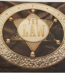 Buy this rare Law record by clicking here