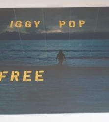 Buy this rare Iggy Pop record by clicking here