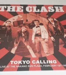 Buy this rare Clash record by clicking here
