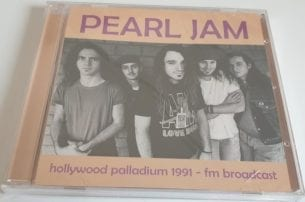 o Buy this rare Pearl Jam CD by clicking here