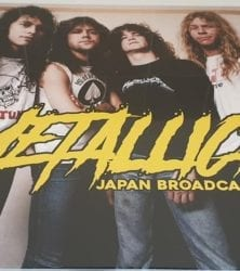 o Buy this rare Metallica record by clicking here