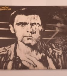 Buy this rare Peter Gabriel record by clicking here
