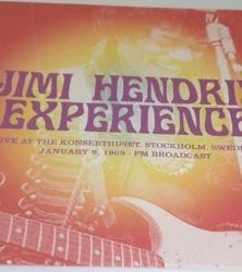 o Buy this rare Jimi Hendrix Record by clicking here