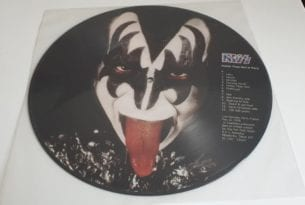 Buy this rare Kiss record by clicking here