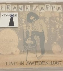 Buy this rare Frank Zappa CD by clicking here