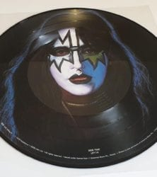Buy this rare Ace Frehley (Kiss) record by clicking here