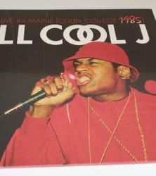 Buy this rare LL Cool J record by clicking here