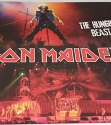 o Buy this rare Iron Maiden record by clicking here