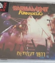 Buy this rare Parliament Funkadelic CD by clicking here