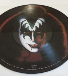 Buy this rare Gene Simmons (Kiss) record by clicking here
