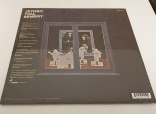 Buy this rare Jethro Tull record by clicking here