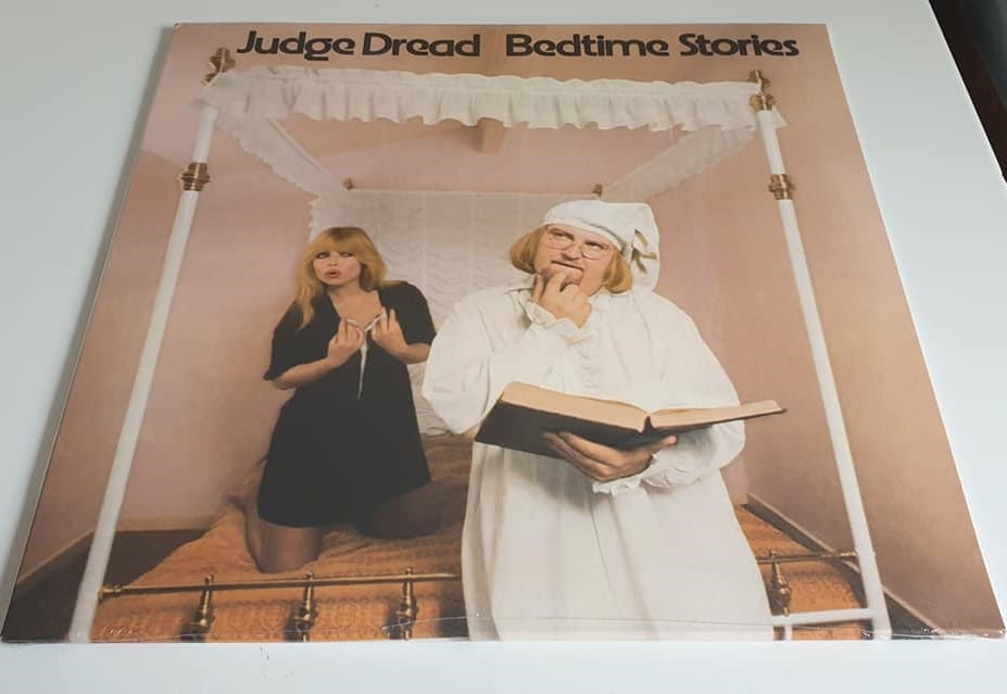 Buy this rare Judge Dread record by clicking here