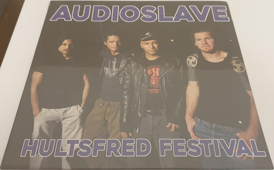 o Buy this rare Audioslave record by clicking here