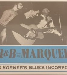 Buy this rare Alex Korner record by clicking here