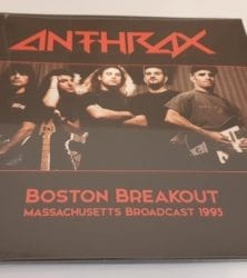 Buy this rare Anthrax record by clicking here