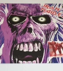 Buy this rare Iron Maiden record by clicking here