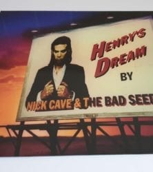 Buy this rare Nick Cave And The Bad Seeds record by clicking here