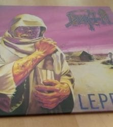 Buy this rare Death record by clicking here