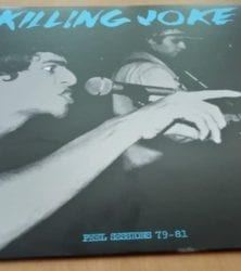 Buy this rare Killing Joke record by clicking here