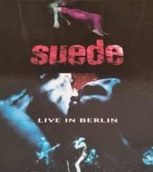 Buy this rare Suede record by clicking here