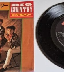 Buy this rare Big Country record by clicking here