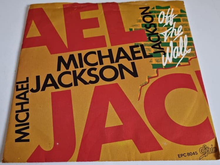 Buy this rare Michael Jackson record by clicking here
