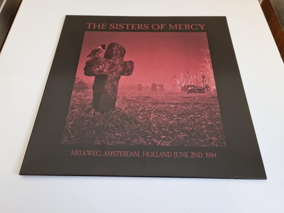 Buy this rare Sisters Of Mercy record by clicking here